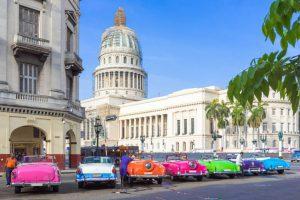 Capitolio de la Habana CubaNeo Travel Agencia de viajes a Cuba