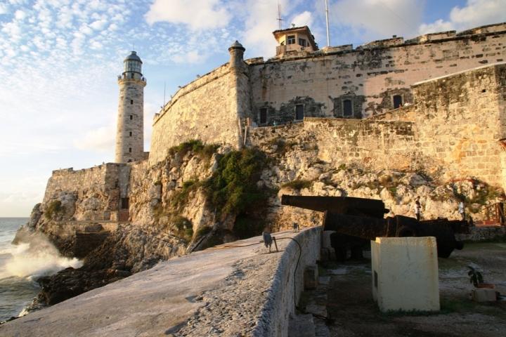 Castillo del Morro Cuba cosas que ver en La Habana del Este