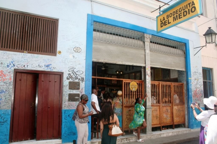 La bodeguita del medio, La Habana. Cosas que ver y hacer en La Habana Cuba