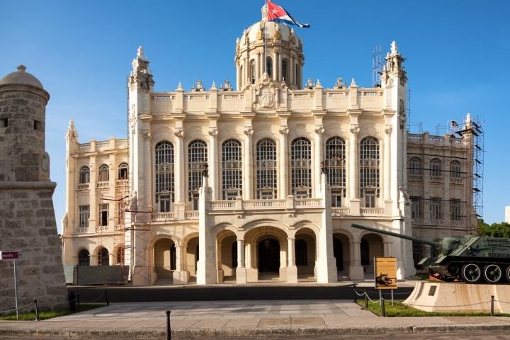 Museo de la Revolución Cubana. Cosas que ver y hacer en La Habana. Agencia de viajes CubaNeo Travel
