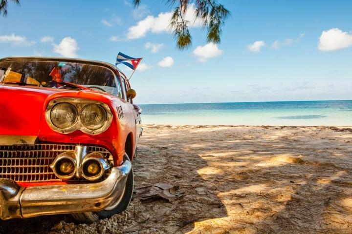 oldtimer en Cayo jutias Viajes en grupo organizados