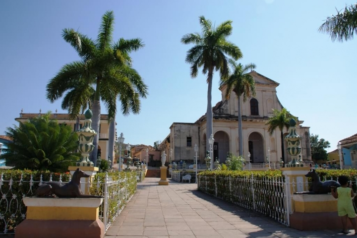 plaza-mayor-in-trinidad-cuba