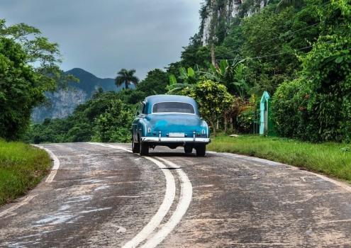 Rondreis oldtimer Cuba