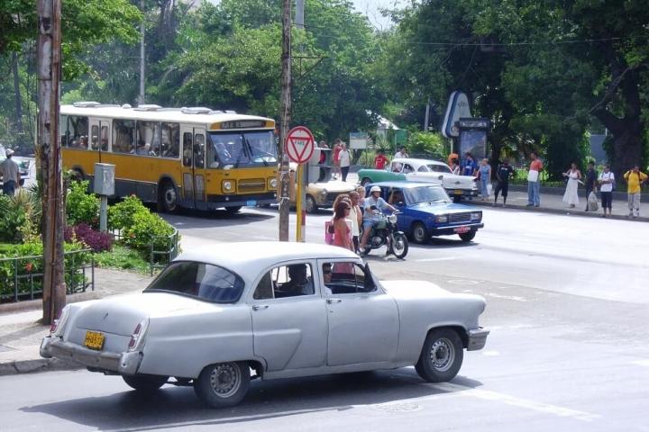 Transporte en Cuba para los locales CubaNeo Travel