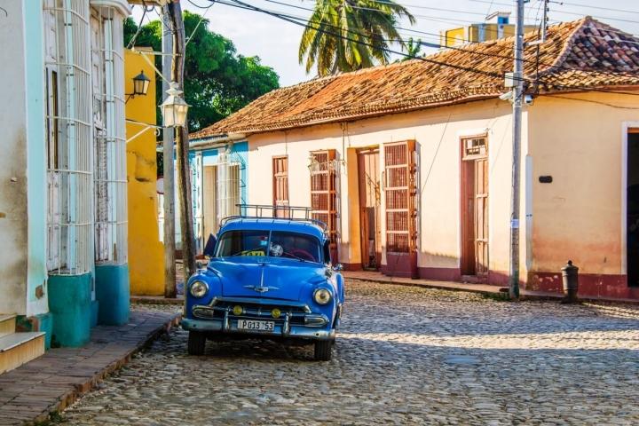 Trinidad, uno de los destinos turisticos mas conocidos de Cuba