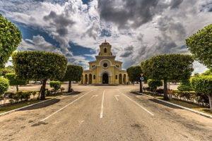 Cementerio de Colón en La Habana Cuba