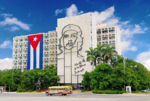 Plaza de la Revolución en Habana tour