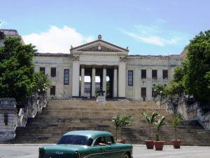 Universidad de La Habana cosas que ver y hacer en La Habana Cuba