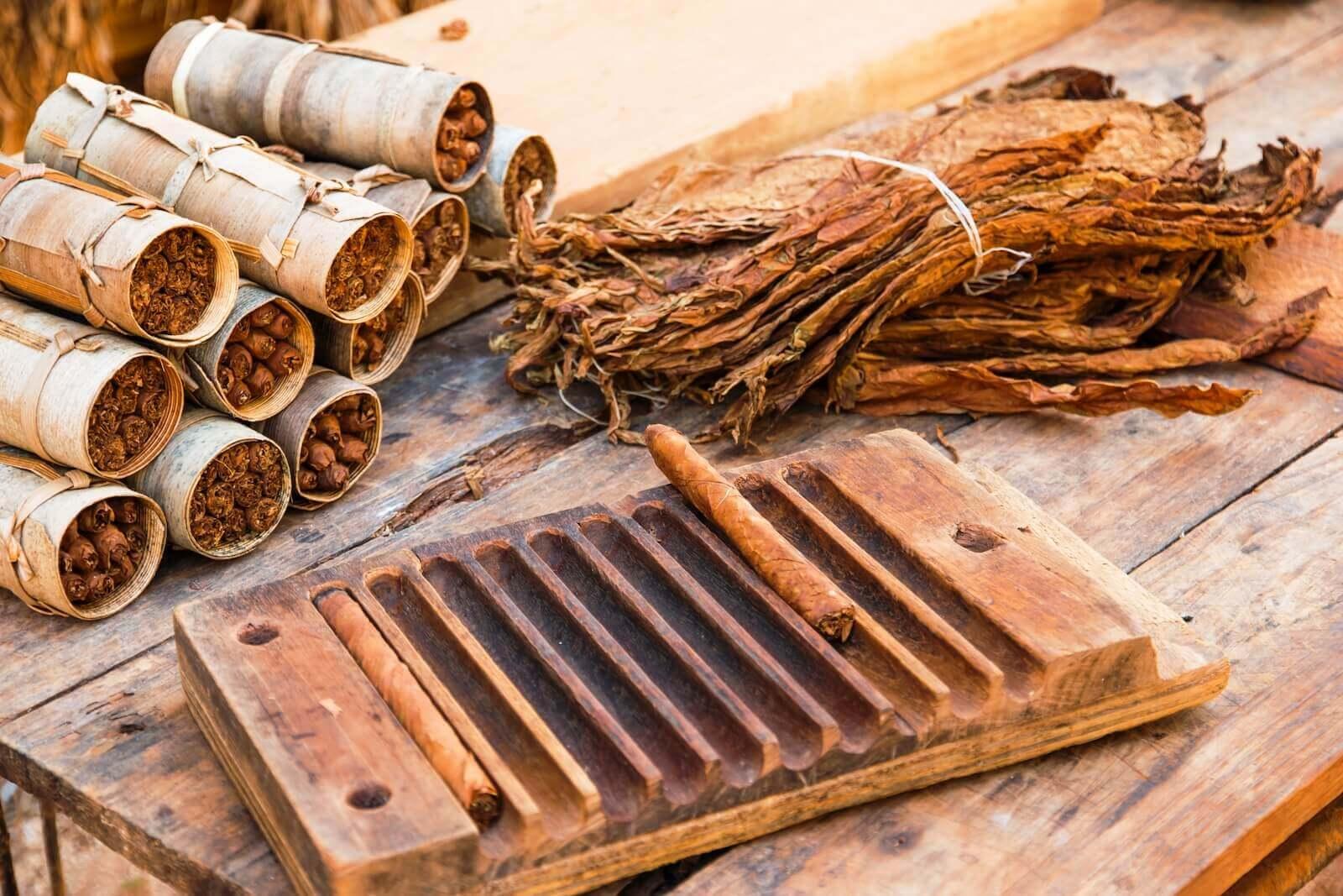 Tabacos de Cuba, Agencia de viajes CubaNeo Travel
