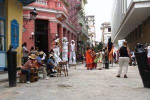 Esquina Calle Obispo y Mercaderes La Habana Vieja Blog sobre la moneda y el peso cubano
