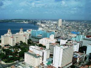 La Habana ciudad bañada por el mar. El clima de Cuba