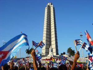 La Plaza de la Revolución municipio Plaza Habana Cuba