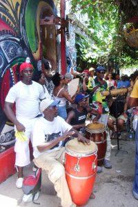 Religion Yoruba Callejon de Hamel. La religion en Cuba