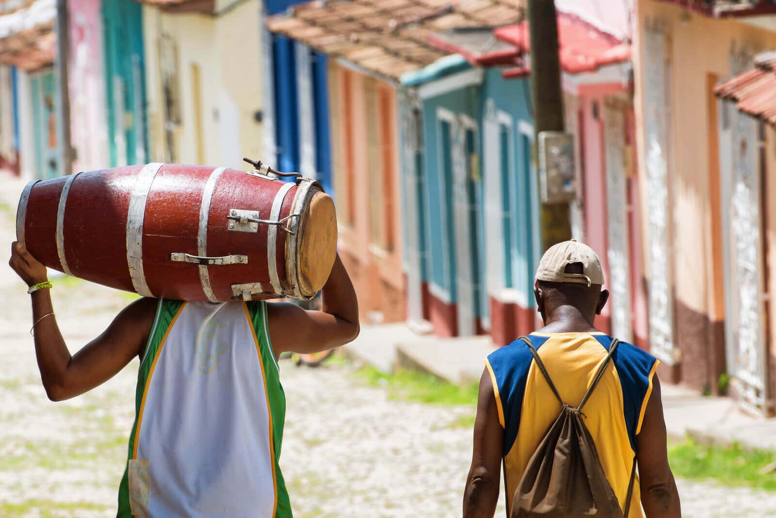 Muziek is overal in Cuba