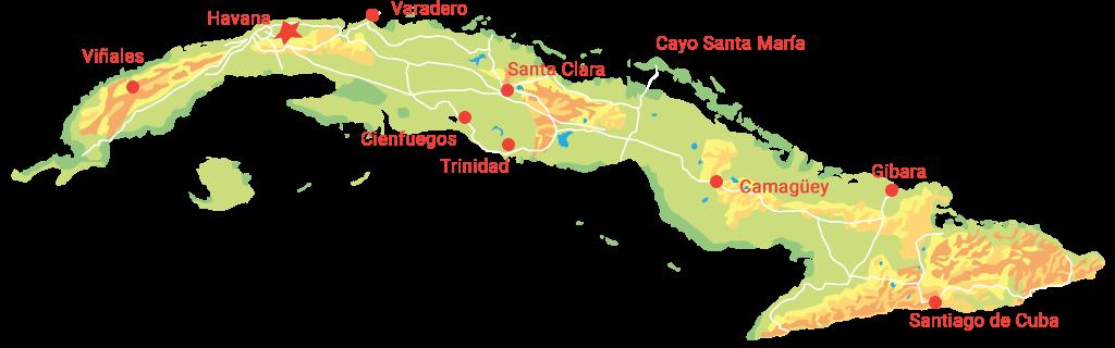 Viajes personalizados CubaNeo Travel